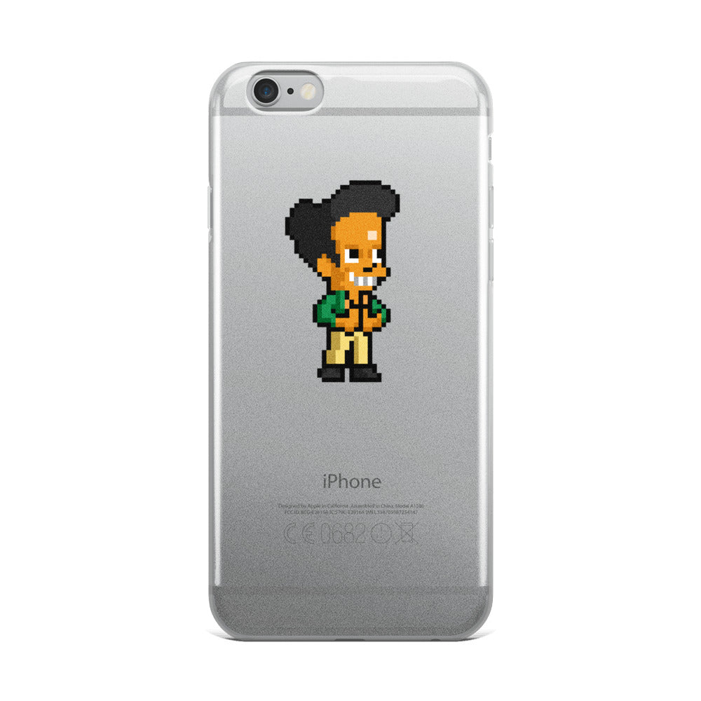 The Indian Immigrant iPhone Case