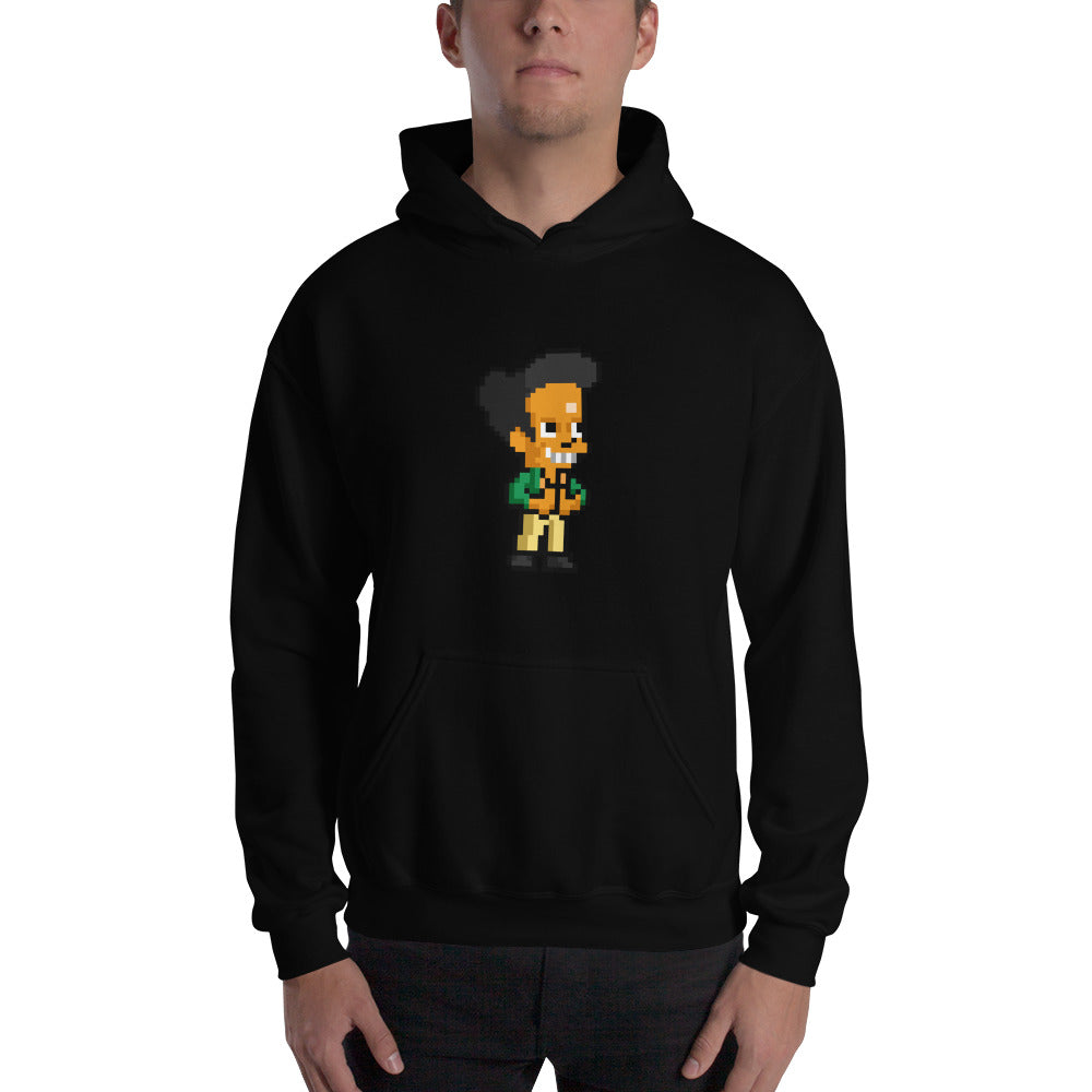 The Indian Immigrant Hooded Sweatshirt
