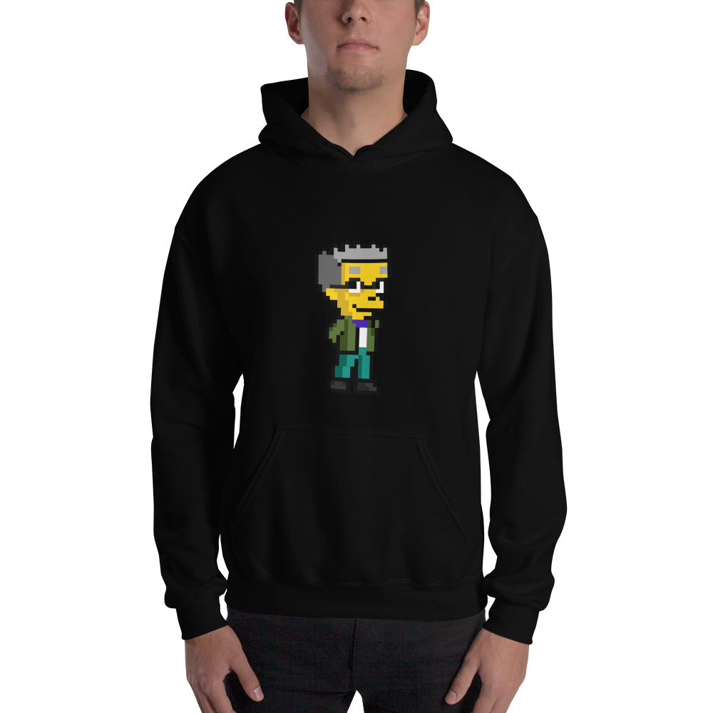 The Personal Assistant Hooded Sweatshirt