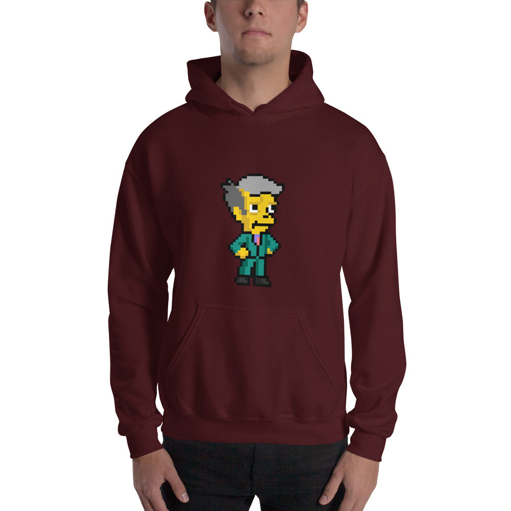 The Principal Hooded Sweatshirt