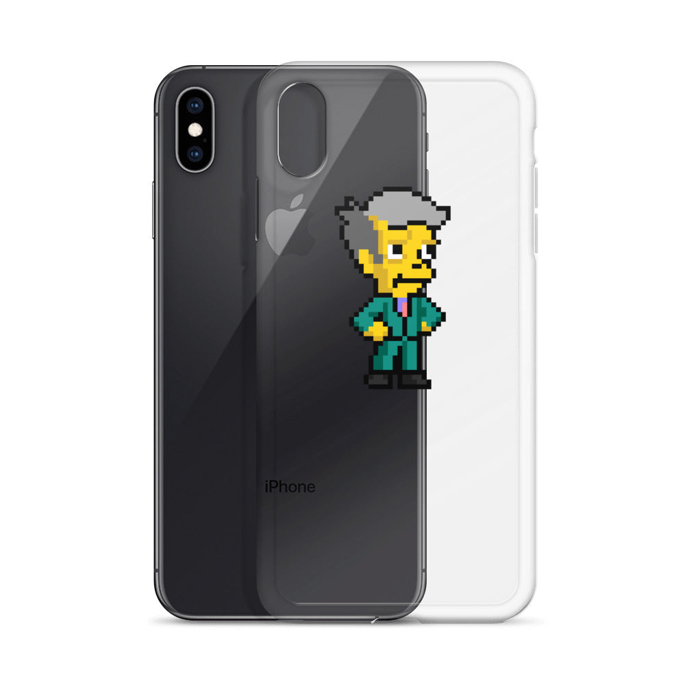 The Principal iPhone Case