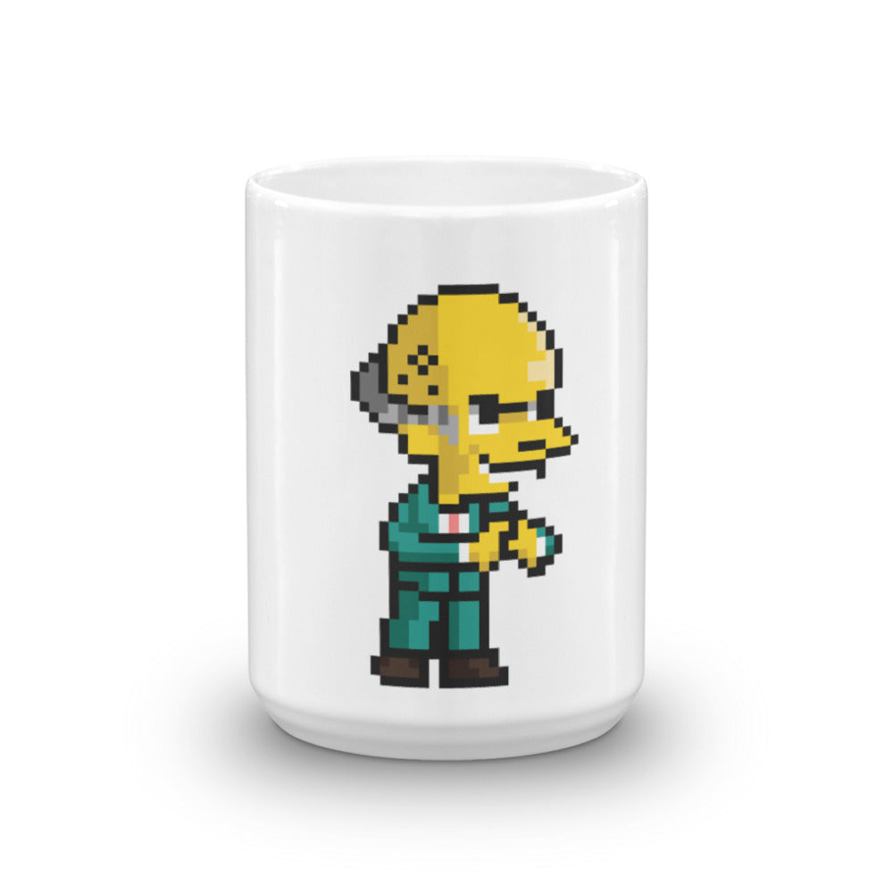 The Wealthy Businessman Mug