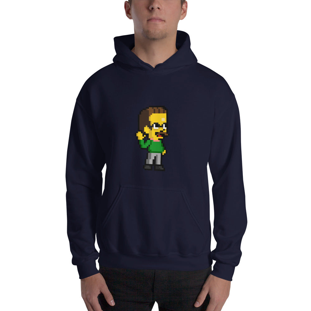The Religious Family Man Hooded Sweatshirt