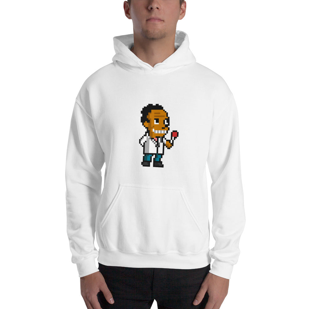 The Doctor Hooded Sweatshirt