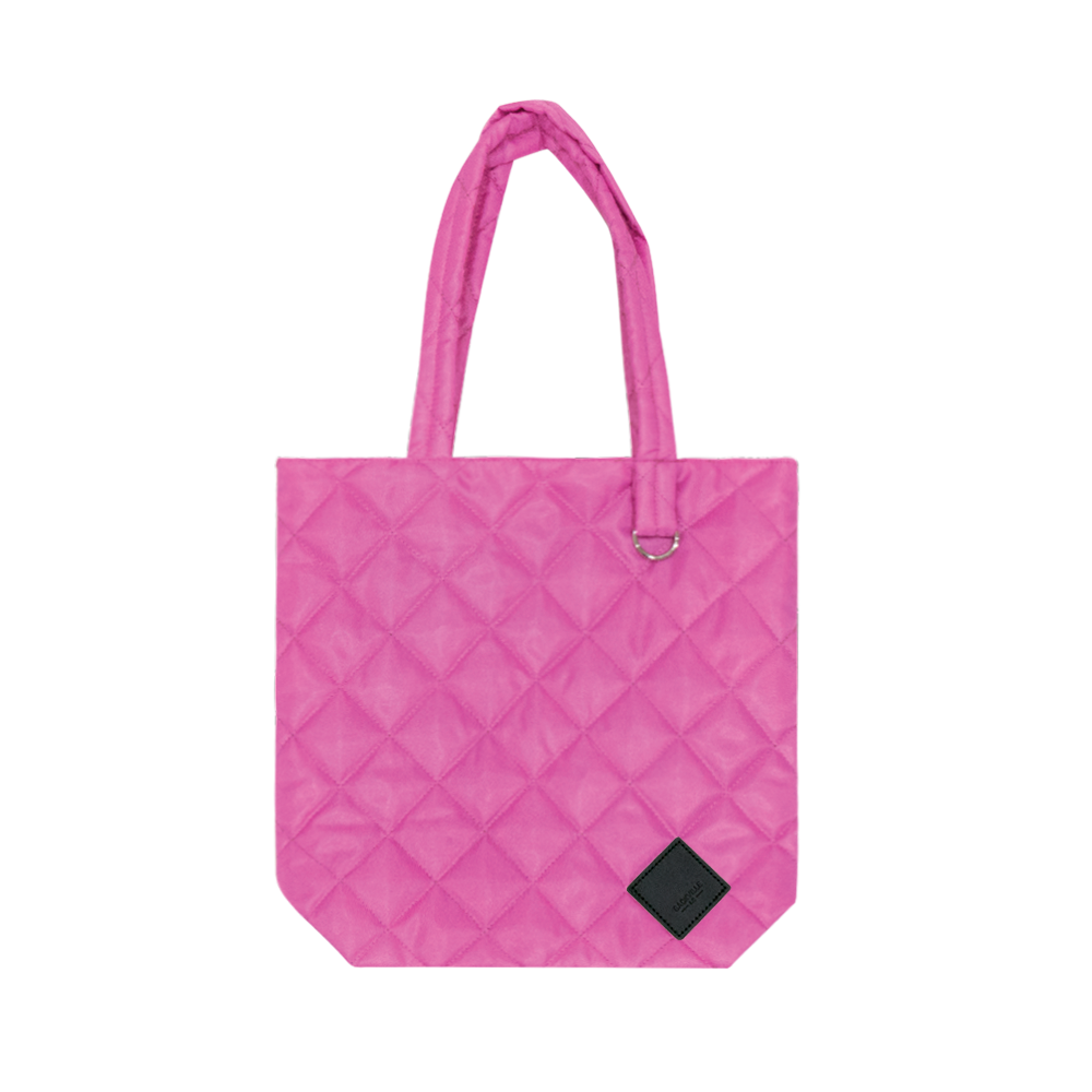 Colour-Field Simple Tote - Pink