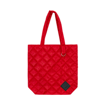 Load image into Gallery viewer, Colour-Field Simple Tote - Red