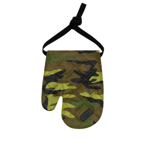 Colour-Field Mitten - Camouflage