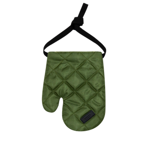 Colour-Field Mitten - Khaki
