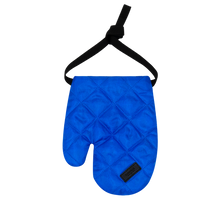 Load image into Gallery viewer, Colour-Field Mitten - Blue