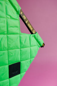 Colour-Field Tote S - Green