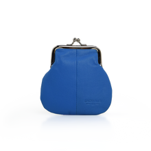 Load image into Gallery viewer, Kisslock Coin Case - Blue