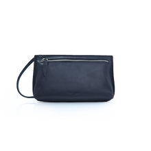 Load image into Gallery viewer, Long Strap Purse - Navy