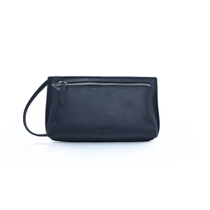 Long Strap Purse - Navy