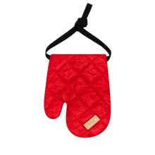 Load image into Gallery viewer, Colour-Field Mitten - Red
