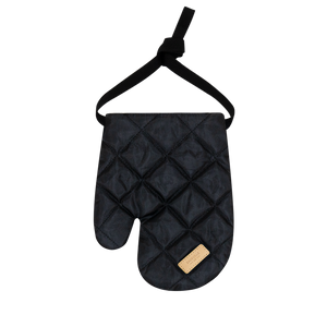 Colour-Field Mitten - Black