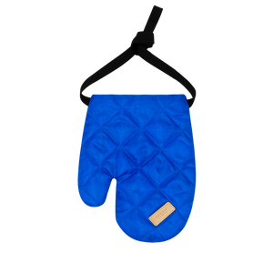 Colour-Field Mitten - Blue