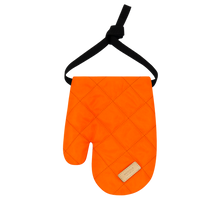 Load image into Gallery viewer, Colour-Field Mitten - Orange