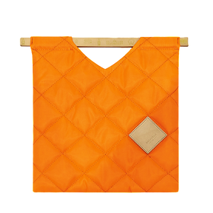Colour-Field Tote S - Orange