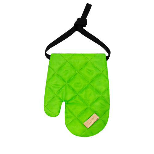 Colour-Field Mitten - Green