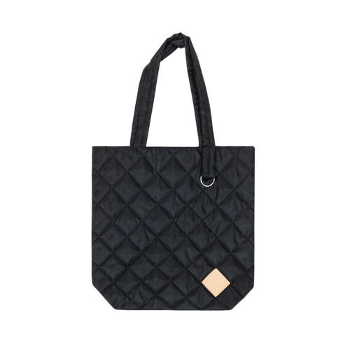 Colour-Field Simple Tote - Black