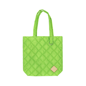 Colour-Field Simple Tote - Green