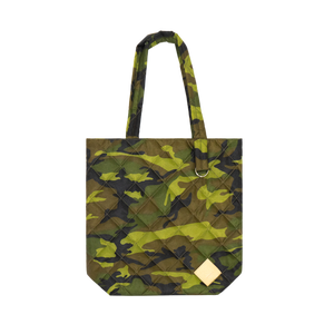 Colour-Field Simple Tote - Camouflage