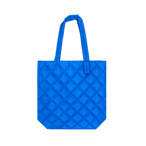 Colour-Field Simple Tote - Blue
