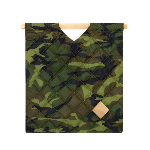 Colour-Field Tote L - Camouflage