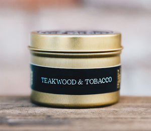 Teakwood & Tobacco