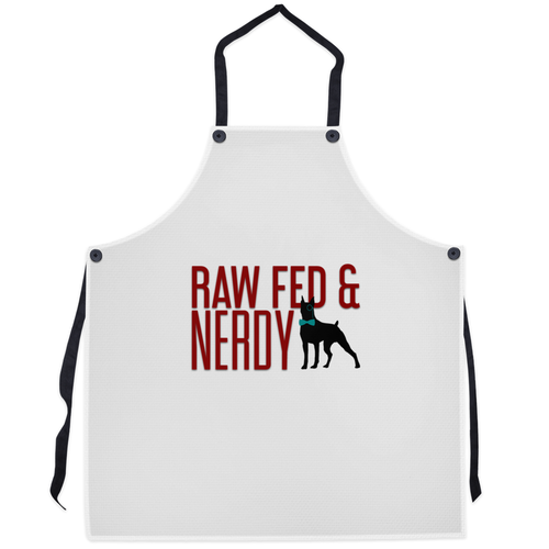 The Official Raw Fed and Nerdy Apron