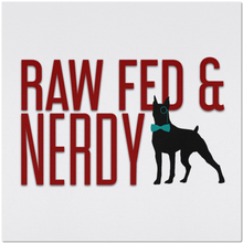 Load image into Gallery viewer, Official Raw Fed and Nerdy Placemats