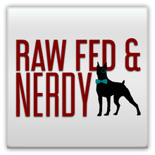 Load image into Gallery viewer, The Official Raw Fed and Nerdy Magnets