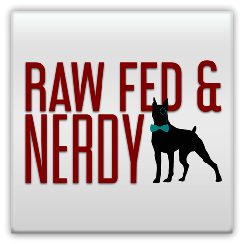 The Official Raw Fed and Nerdy Magnets