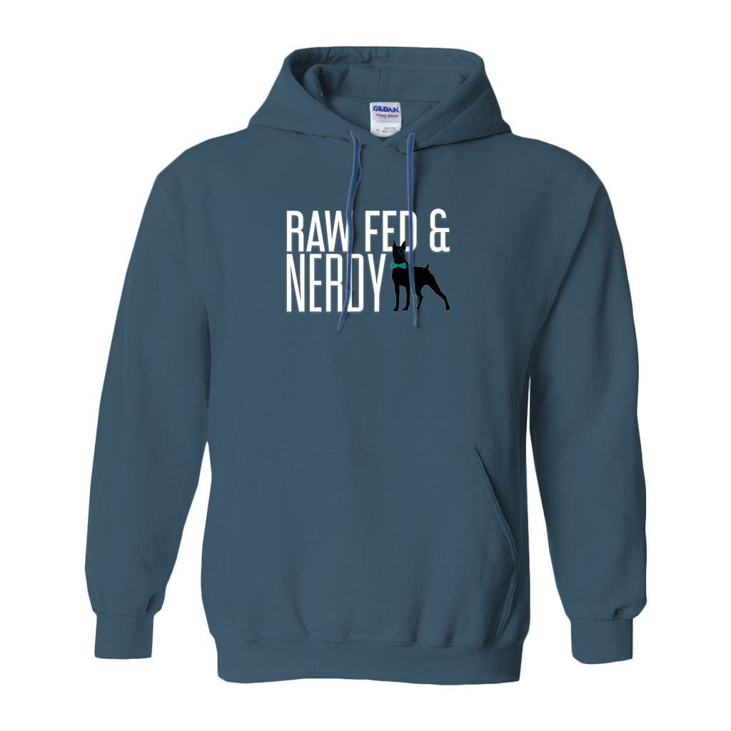 Official Raw Fed & Nerdy Sweatshirt (Colors)