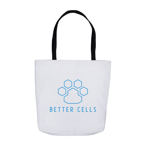Better Cells Nutrition Tote bag