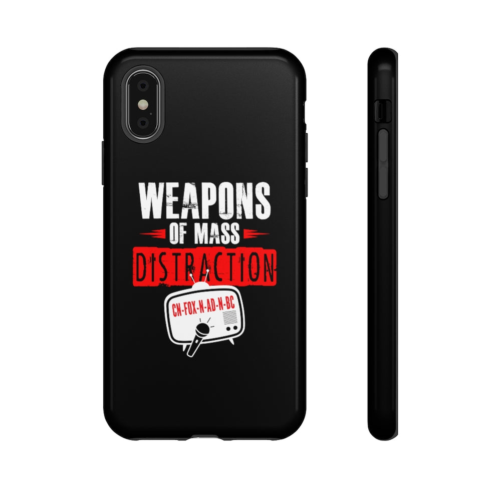 Weapons Of Mass Phone Cases