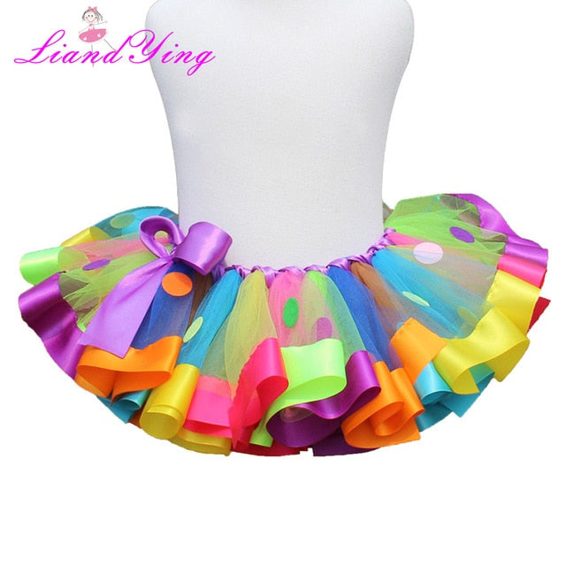 Tutu skirt as photo