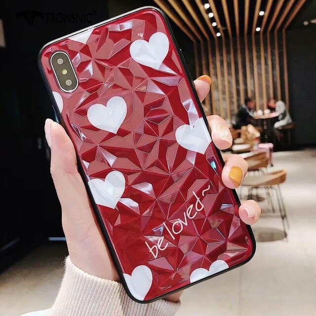 funda para iPhone  diamante textura envio gratis