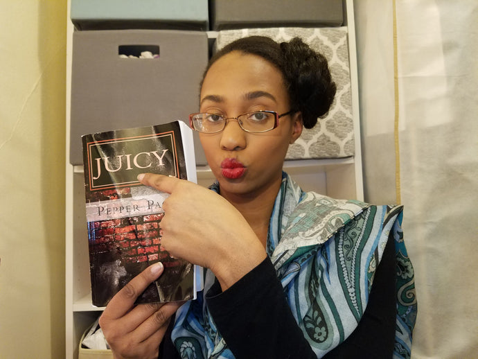 Book Review: Juicy by Pepper Pace