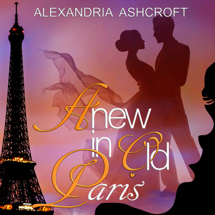Anew in Old Paris (book - audio) (COMING SOON)