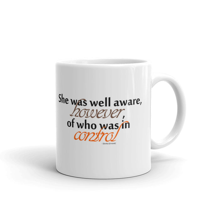 Sinnful (Mug) - Who's In Control