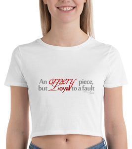 Sinnful (shirt - Crop) - Ornery Piece