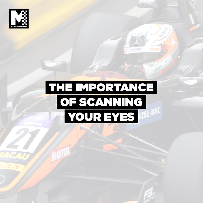 Scanning Your Eyes On The Race Track