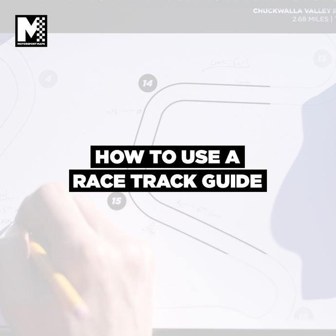 How To Use A Race Track Guide