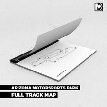 Load image into Gallery viewer, Arizona Motorsports Park