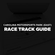Load image into Gallery viewer, Carolina Motorsports Park (East)