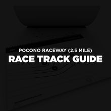 Load image into Gallery viewer, Pocono Raceway (2.5 Mile)