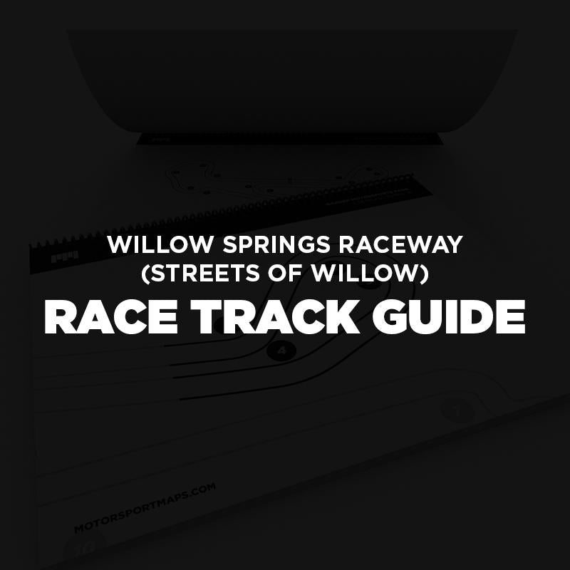 Willow Springs Raceway (Streets of Willow)