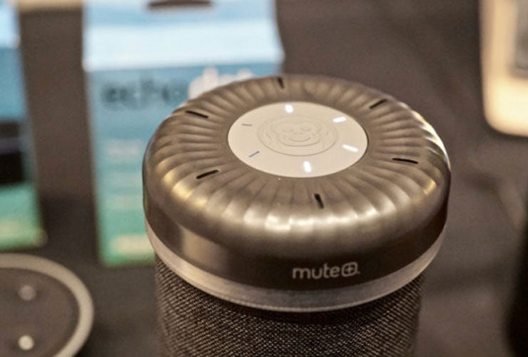 Put Alexa on time-out with Smartē Mute+
