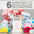 Six Super Back To School Balloon Decorations